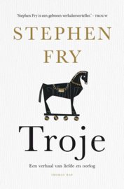 Fry, Stephen-Troje (nieuw)