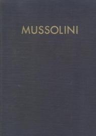 Monelli, Paolo-Mussolini