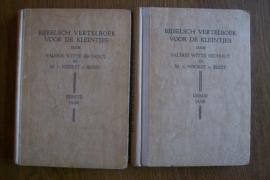 Witte Eechout, Valerie (e.a.)-Bijbelsch Vertelboek voor de kleintjes