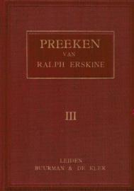 Erskine, Ralph-Preeken (deel 3)