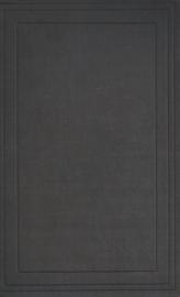 Grosheide, Dr. F.W.-Algemeene Canoniek van het Nieuwe Testament