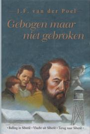 Poel, J.F. van der-Gebogen maar niet gebroken