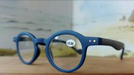 Leesbril blauw - Sterkte +1.50