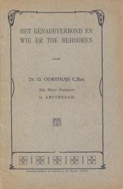 Oorthuijs C.Bzn., Dr. G.-Het Genadeverbond en wie er toe behoren
