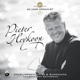 Heykoop, Pieter-Pieter Heykoop 40 jaar organist