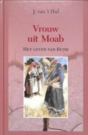 Hul, J. van 't-Vrouw uit Moab (nieuw)