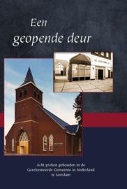 Voorden, Ds. A. van (e.a.)-Een geopende deur (nieuw)
