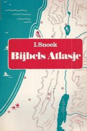 Snoek, I.-Bijbels Atlasje