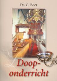 Boer, Ds. G.-Dooponderricht (nieuw)