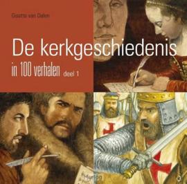 Dalen, Gisette van-De kerkgeschiedenis in 100 verhalen (deel 1) (nieuw)
