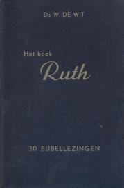 Wit, Ds. W. de-Het boek Ruth