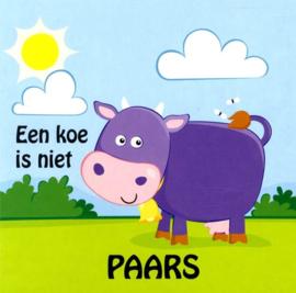 Bookie Lookie-Een koe is niet paars (nieuw)