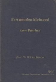Hovius, Ds. W. Chr.-Een gouden kleinood van Paulus