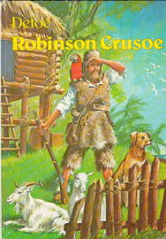 Defoe, Daniel-Robinson Crusoe
