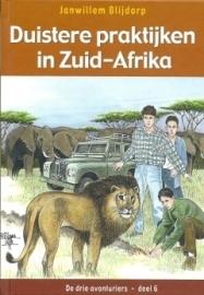 Blijdorp, Janwillem-Duistere praktijken in Zuid Afrika (nieuw)