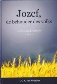 Voorden, Ds. A. van-Jozef, de behouder des volks (nieuw, licht beschadigd)