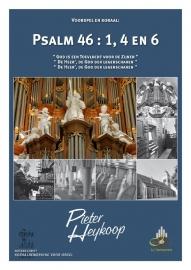 Heykoop, Pieter-Voorspel en koraal Psalm 46 vers 1, 4 en 6 (nieuw)
