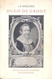 Hallema, A.-Hugo de Groot