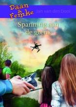 Dool, Jan van den-Spanning aan de grens (nieuw)