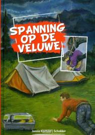 Koetsier-Schokker, Jannie-Spanning op de Veluwe (nieuw)