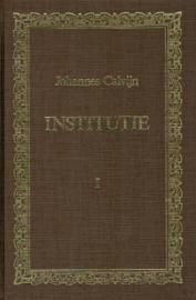 Calvijn, Johannes-Institutie