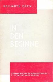 Frey, Hellmuth-In den beginne