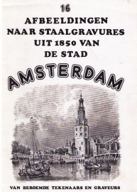 Amsterdam-Staalgravures
