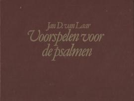 Laar, Jan D. van-Voorspelen voor de Psalmen