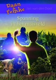 Dool, Jan van den-Spanning in het maisveld (nieuw)