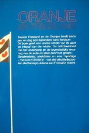 Algra, H. (e.a.)-Oranje en Friesland