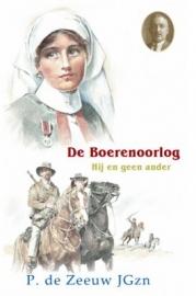 Zeeuw JGzn, P. de-De Boerenoorlog (nieuw)