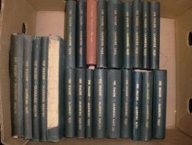 Die Haghe-35 jaarboeken