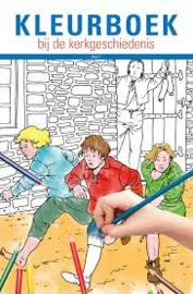 Staller, Jack-Kleurboek bij de kerkgeschiedenis (nieuw)