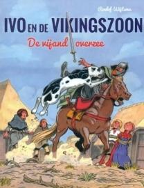 Wijtsma, Roelof-Ivo en de vikingszoon, deel 3, de vijand overzee (nieuw)