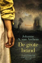 Archem, Johanne A. van-De grote brand