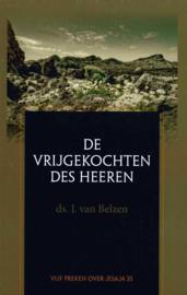 Belzen, Ds. J. van-De vrijgekochten des Heeren (nieuw)