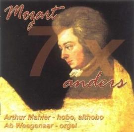 Mozart 7x Anders- Arthur Mahler en Ab Weegenaar