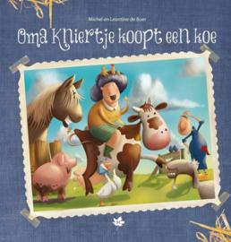 Boer, Michel en Leontine de-Oma Kniertje koopt een koe (nieuw, licht beschadigd)