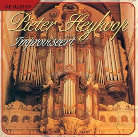 Heykoop, Pieter-Improvisaties vanuit de Oude Kerk te Amsterdam