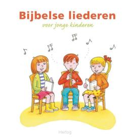 Jacobsen Bosma, Annemieke-Bijbelse liederen voor jonge kinderen (nieuw)