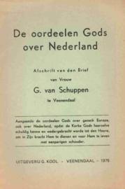 Schuppen, G. van-De oordeelen Gods over Nederland