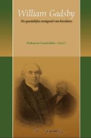 Gadsby, William-Preken en Geschriften (deel 1) (nieuw)