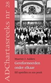 Aalders, Maarten J.-Gereformeerden onder elkaar (nieuw)