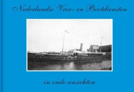Boot, W.J.J.-Nederlandse veer- en bootdiensten in oude ansichten