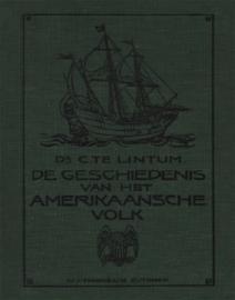 Lintum, Dr. C. te-De geschiedenis van het Amerikaansche Volk