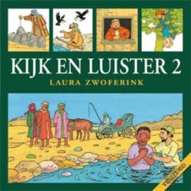 Zwoferink, Laura-Cd Kijk en Luister deel 2 (nieuw)