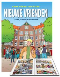 Jonker, Frank en Heuvel, Eric-Nieuwe vrienden (nieuw)
