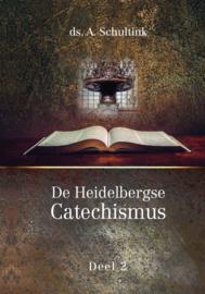 Schultink, Ds. A.-De Heidelbergse Catechismus (deel 2) (nieuw)