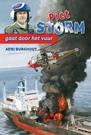 Burghout, Adri-Piet Storm gaat door het vuur (nieuw)