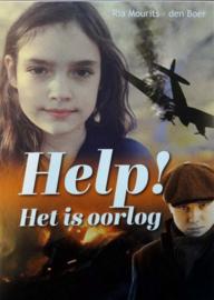 Mourits-den Boer, Ria-Help! Het is oorlog (nieuw)